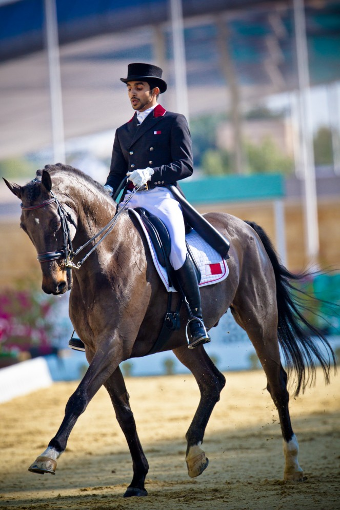 Nicolay sports + entertainment Arab Games equestrian day 3
